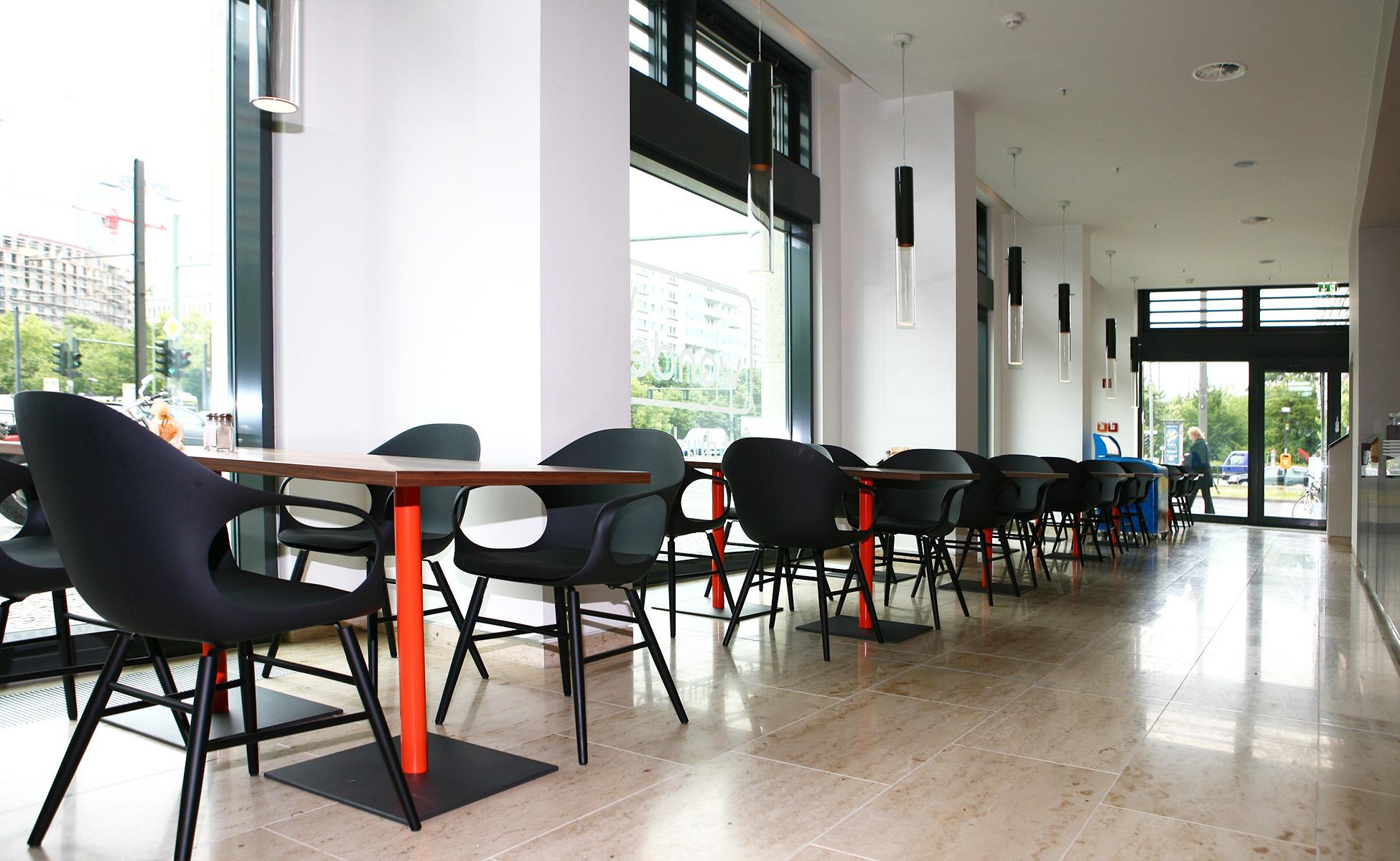 Restaurant Einrichtung Berlin