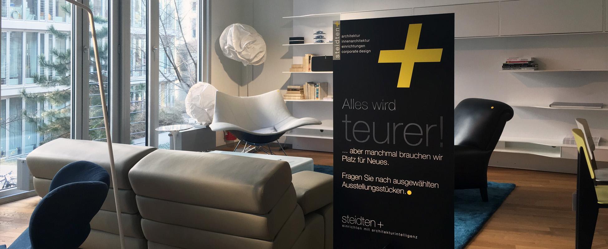 designer m bel sale berlin steidten einrichten mit. Black Bedroom Furniture Sets. Home Design Ideas