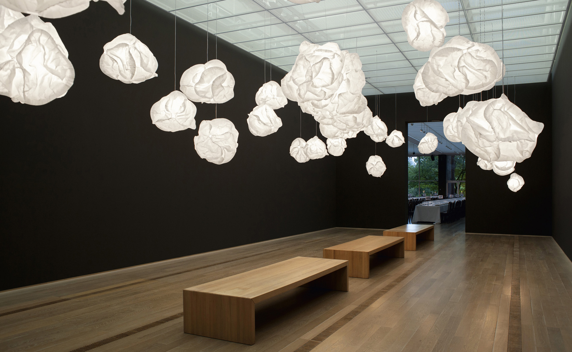 belux cloud leuchte by steidten+ in berlin