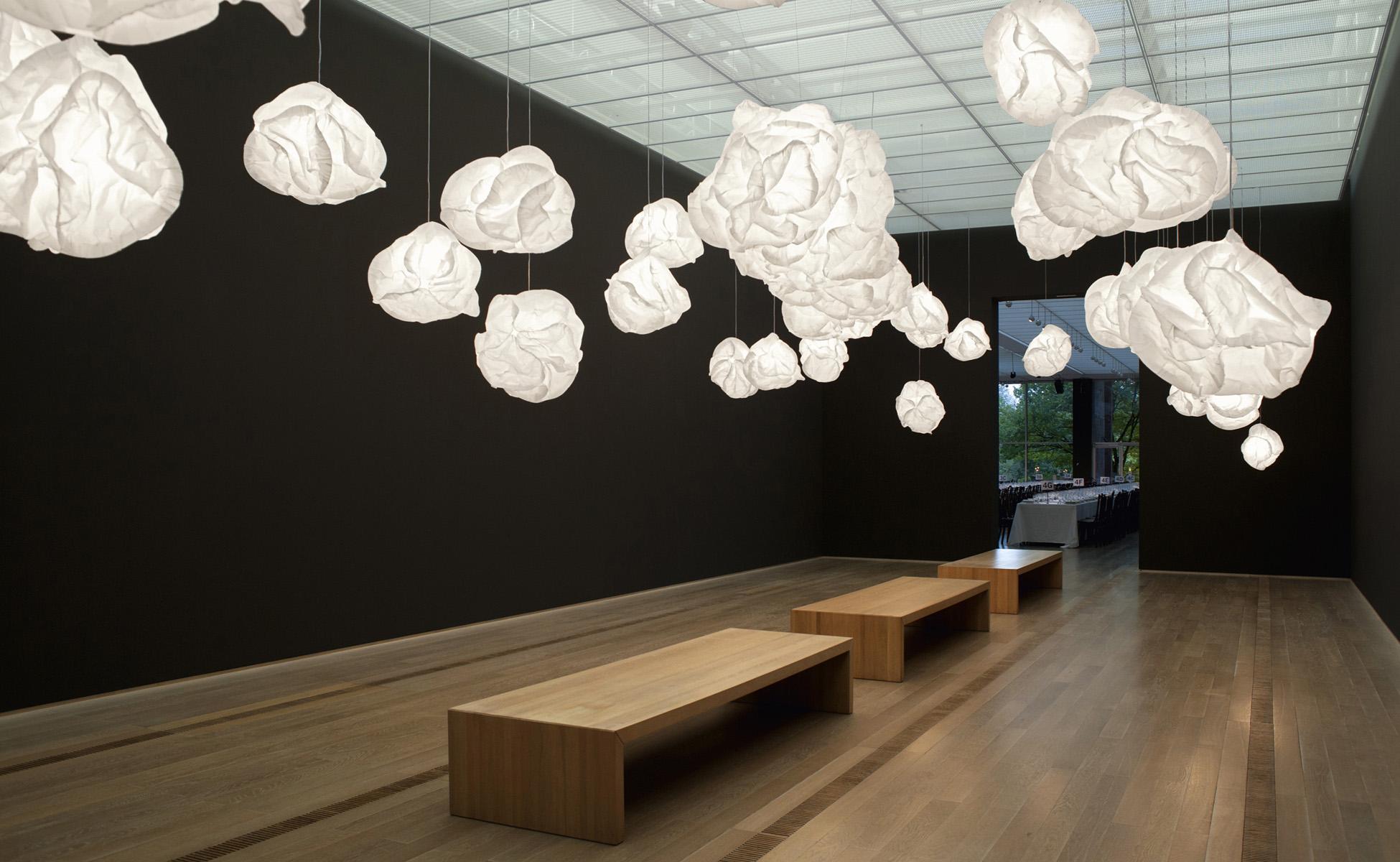 Belux Cloud Leuchte in Berlin bei steidten+