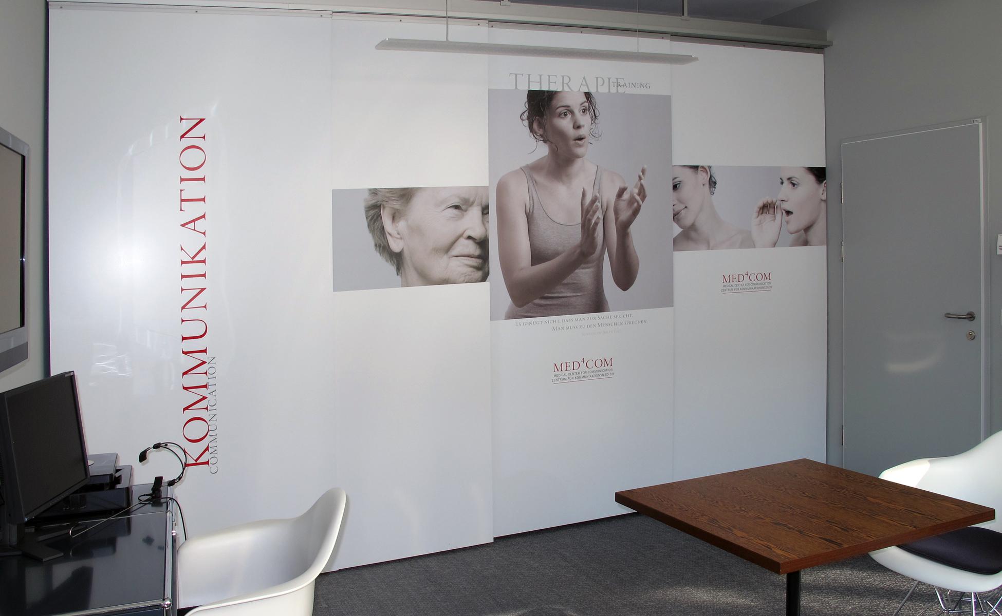 Praxis Logopaedie Einrichtung Vitra + USM Haller bei steidten+ Berlin