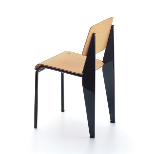 vitra miniatures collection standart chair prouvé 1930