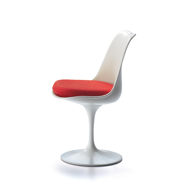 tulip chair eero saarinen, 1956 vitra miniatures collection