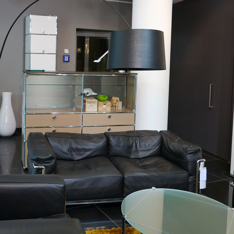 cassina lc3 sofa bei steidten+ berlin