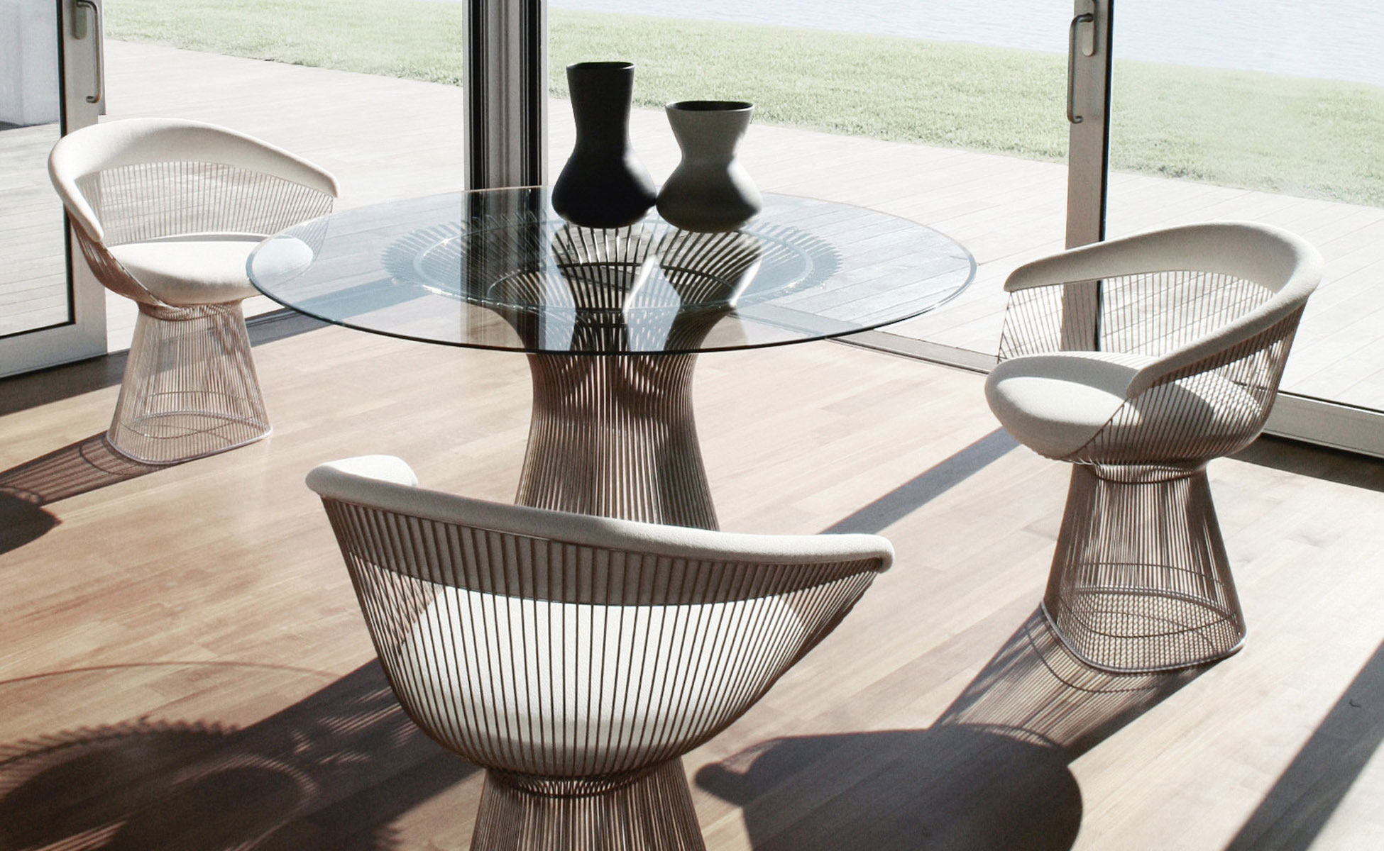 02 knoll International Platner chair berlin bei steidten+