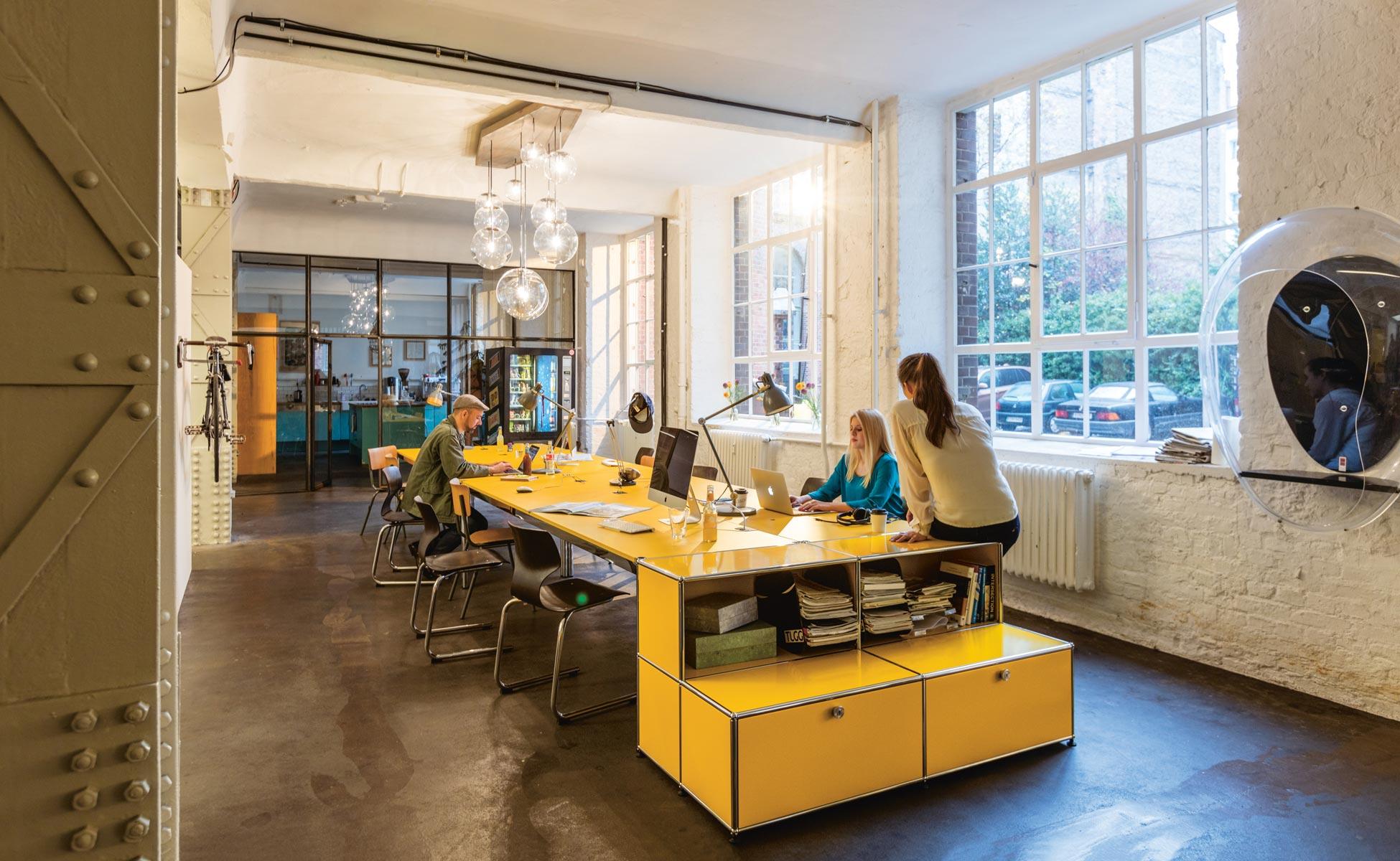usm haller arbeitsplätze in berlin bei steidten+
