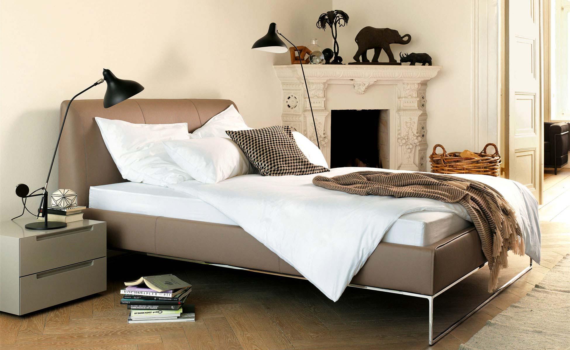 Wandle Bett interlübke mell steidten einrichten mit architekturintelligenz