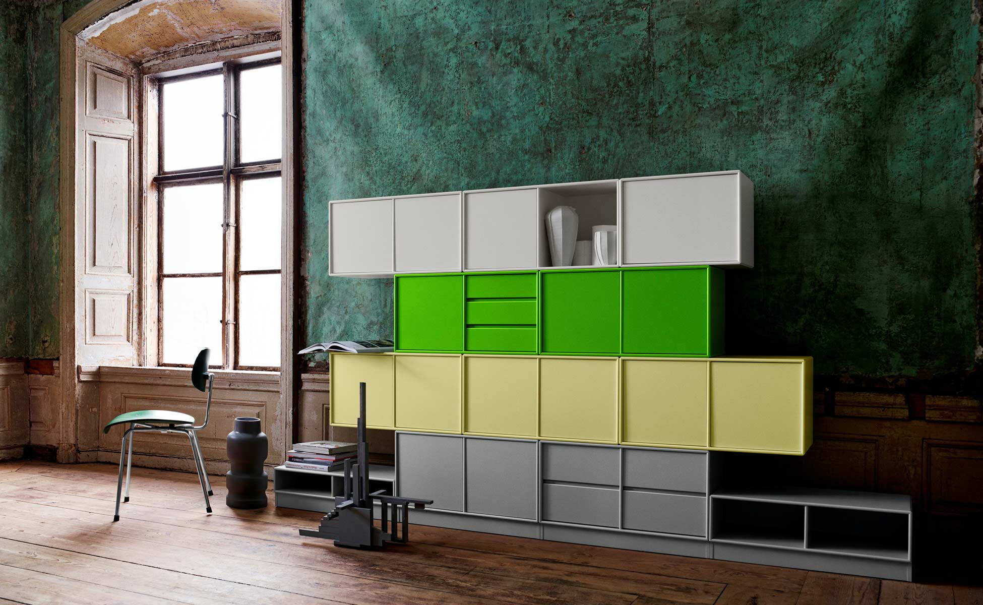 montana regalsystem berlin steidten einrichten mit architekturintelligenz. Black Bedroom Furniture Sets. Home Design Ideas