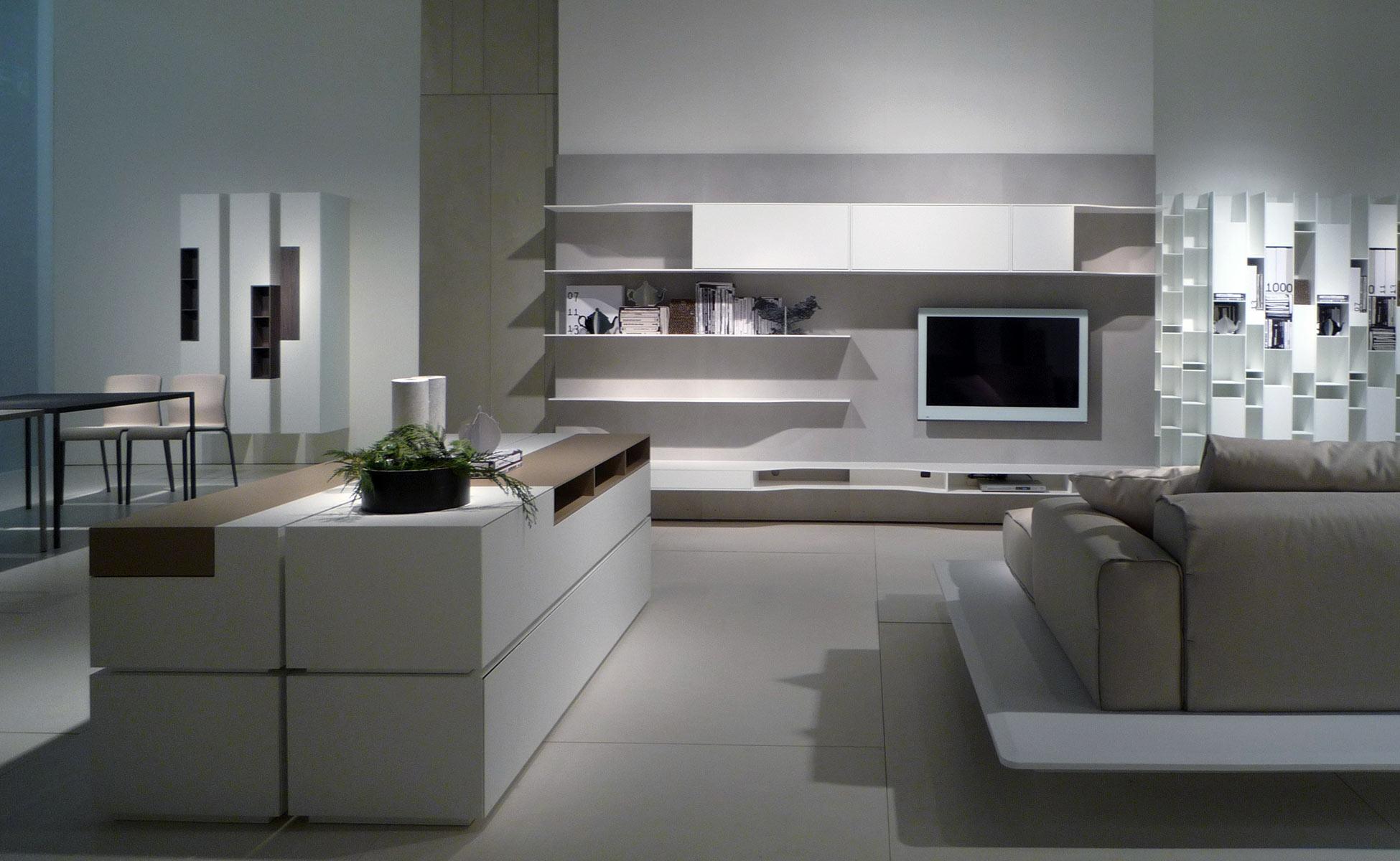 mdf italia m bel berlin steidten einrichten mit architekturintelligenz. Black Bedroom Furniture Sets. Home Design Ideas