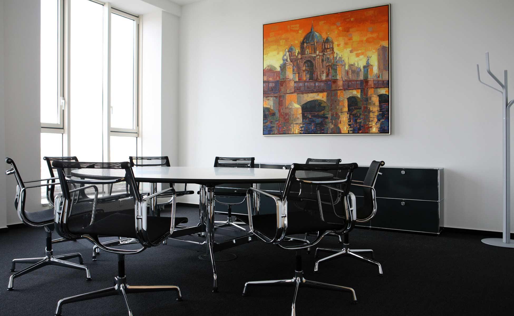 vitra konferenz bei steidten+ berlin