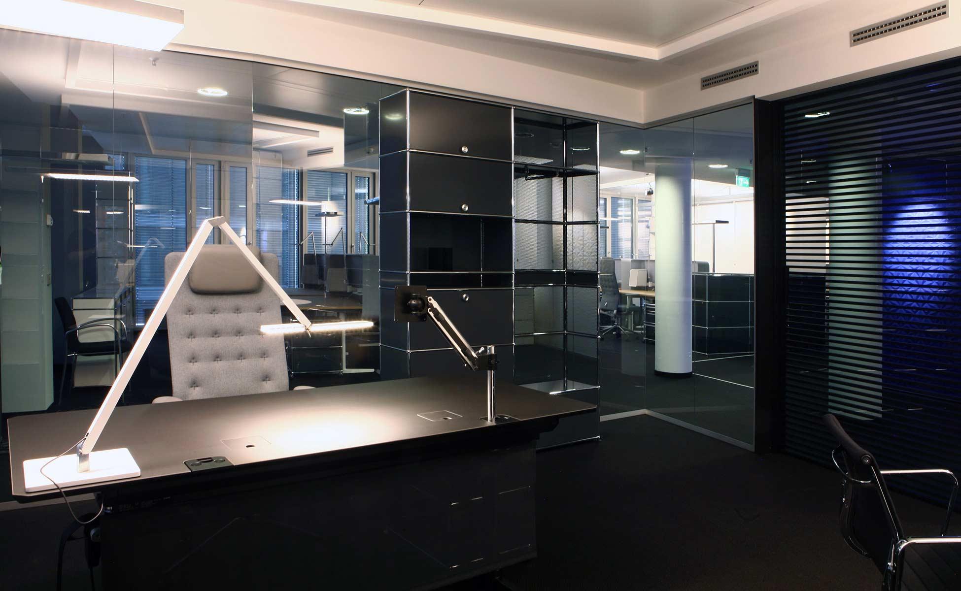 nimbus roxxane office tischleuchte by steidten+ in berlin