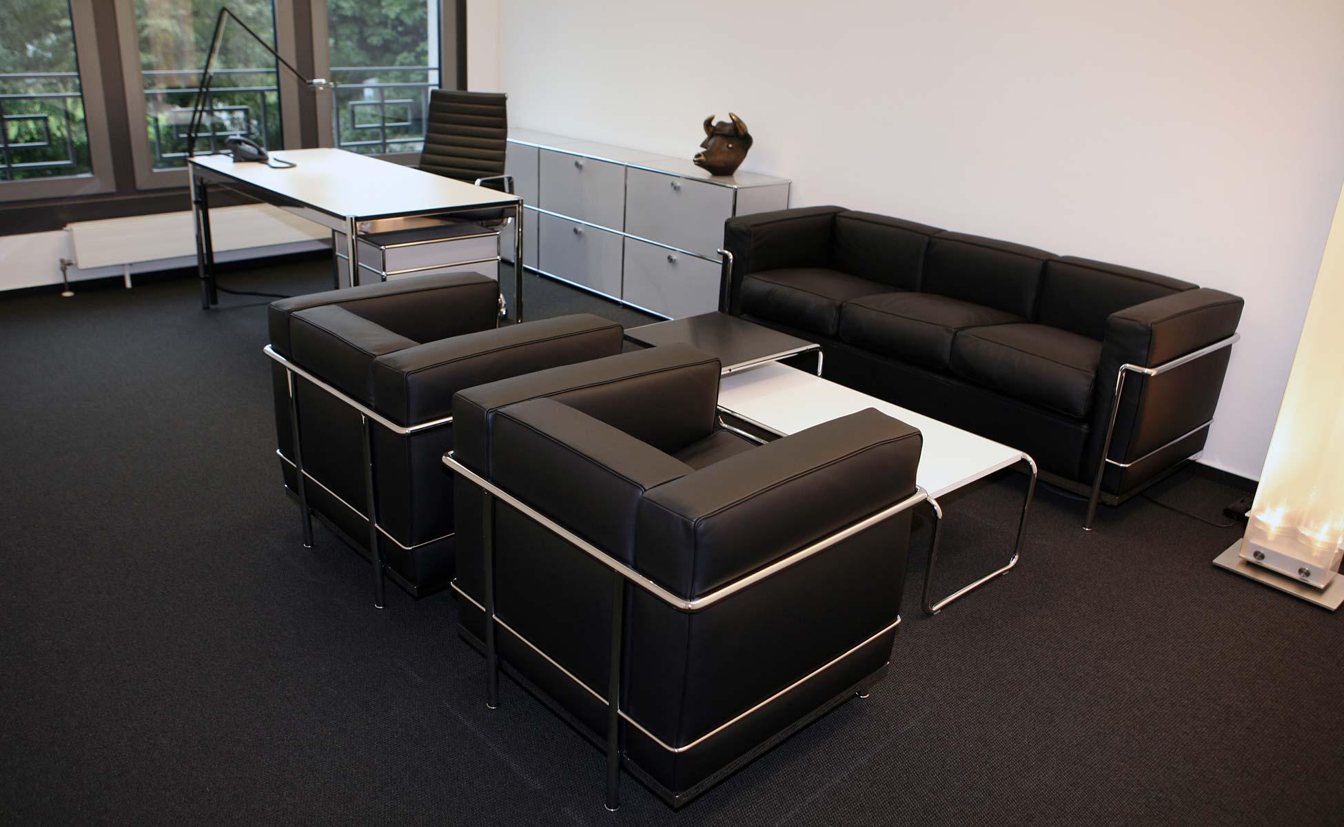 Büroeinrichtung - Knoll International Laccio Tisch von steidten+ Berlin