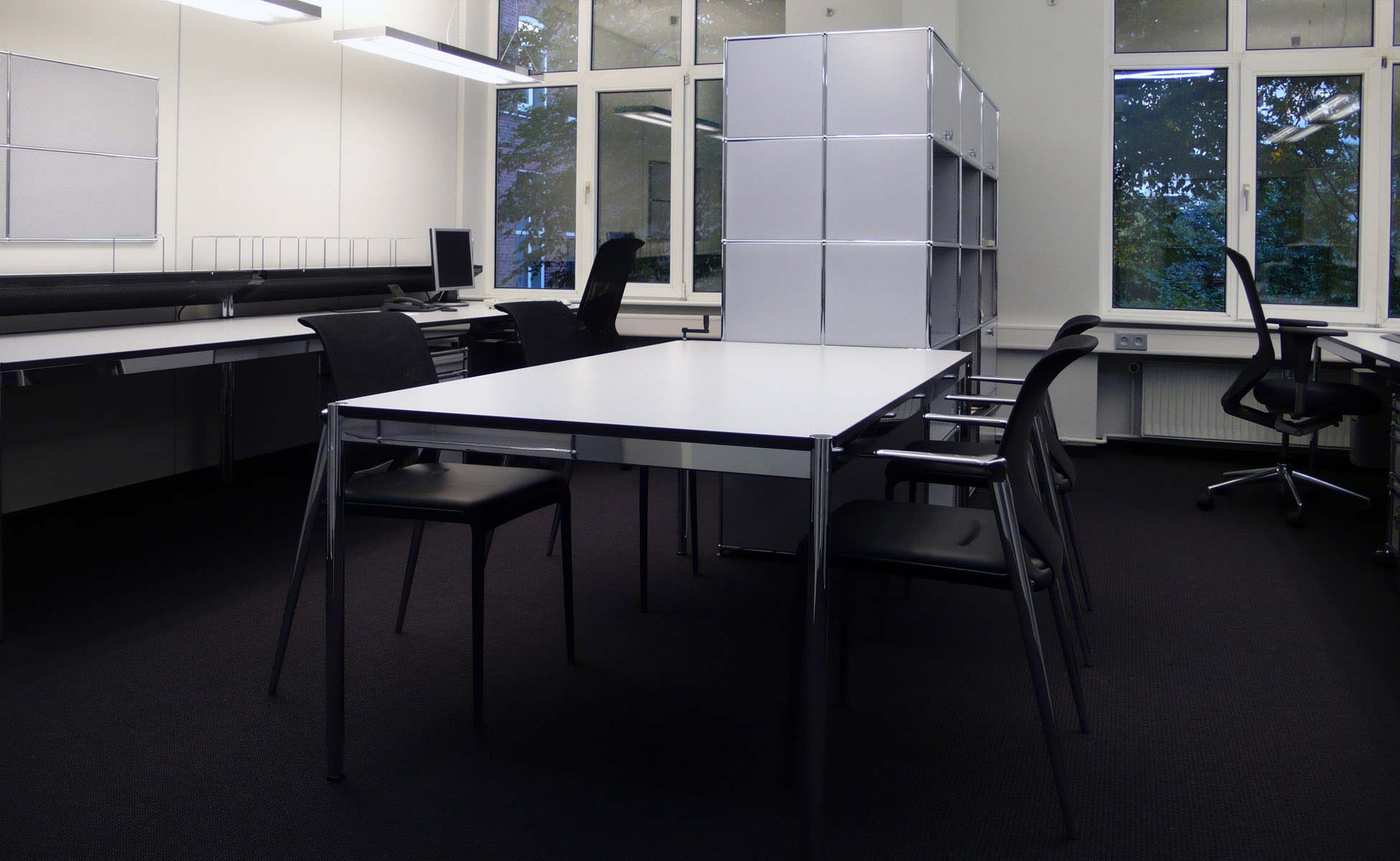 usm vitra meda chair besprechung bei steidten+ berlin