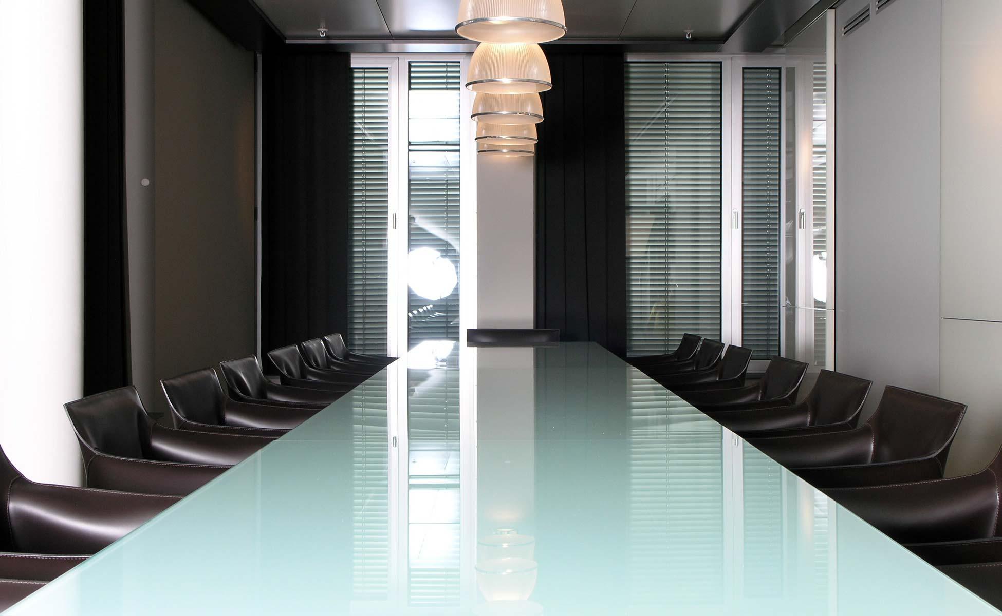 Lounge + Lobby Einrichtung MatteoGrassi + Knoll International Konferenz Tisch von steidten+ Berlin