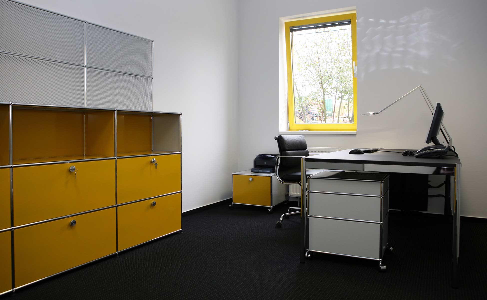 usm haller arbeitsplatzkonfiguration bei steidten+ berlin