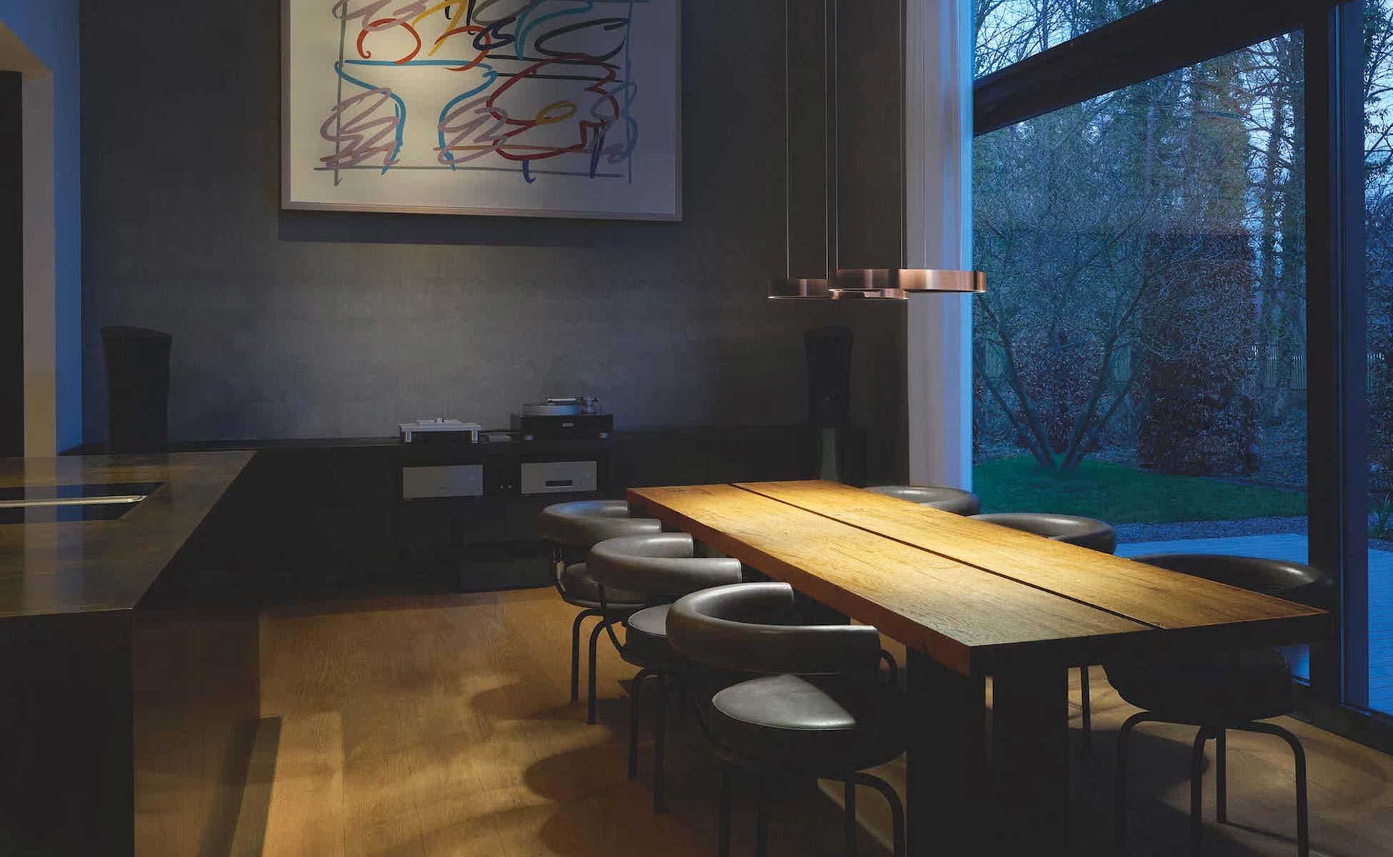 occhio mito leuchte berlin steidten einrichten mit. Black Bedroom Furniture Sets. Home Design Ideas