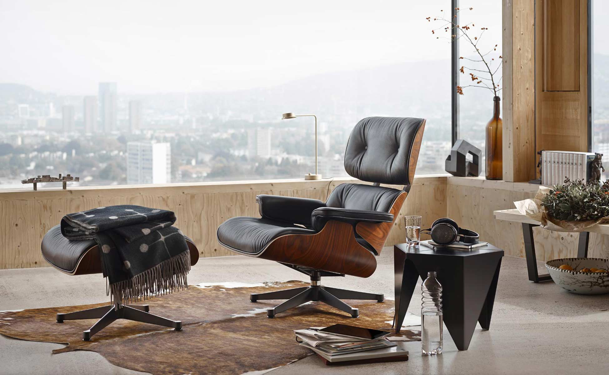Vitra Eames Lounge Chair in Berlin bei steidten+