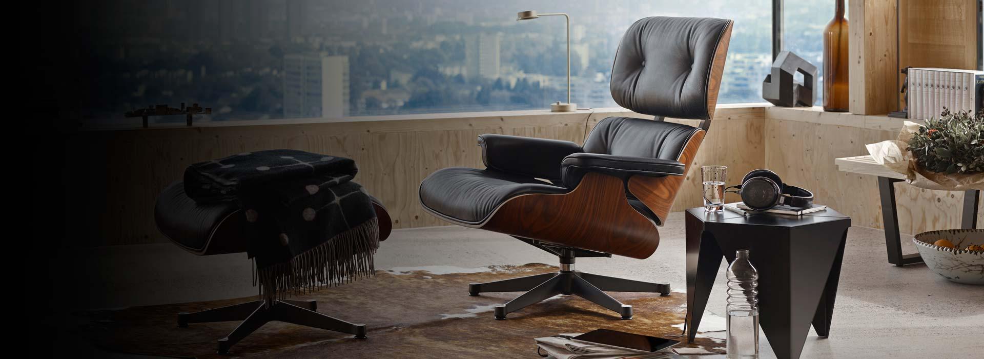 vitra lounge chair + geschenk