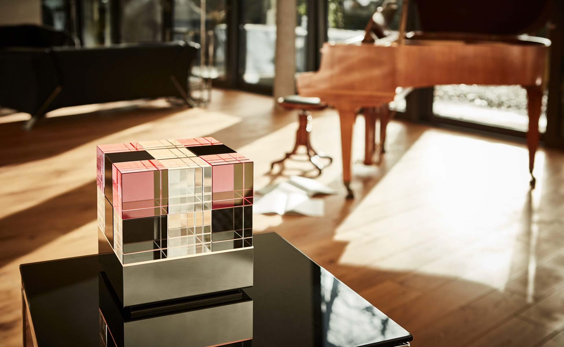 TECNOLUMEN Cubelight Leuchte bei steidten+ in Berlin