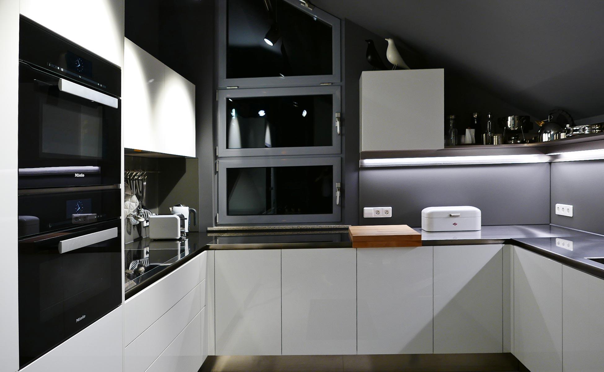 10 arclinea küche + miele bei steidten+ berlin