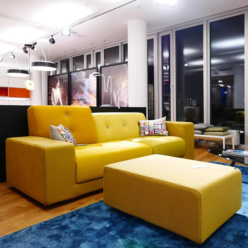 Vitra polder compact sofa ottoman steidten berlin 00 for Vitra aktion 2016