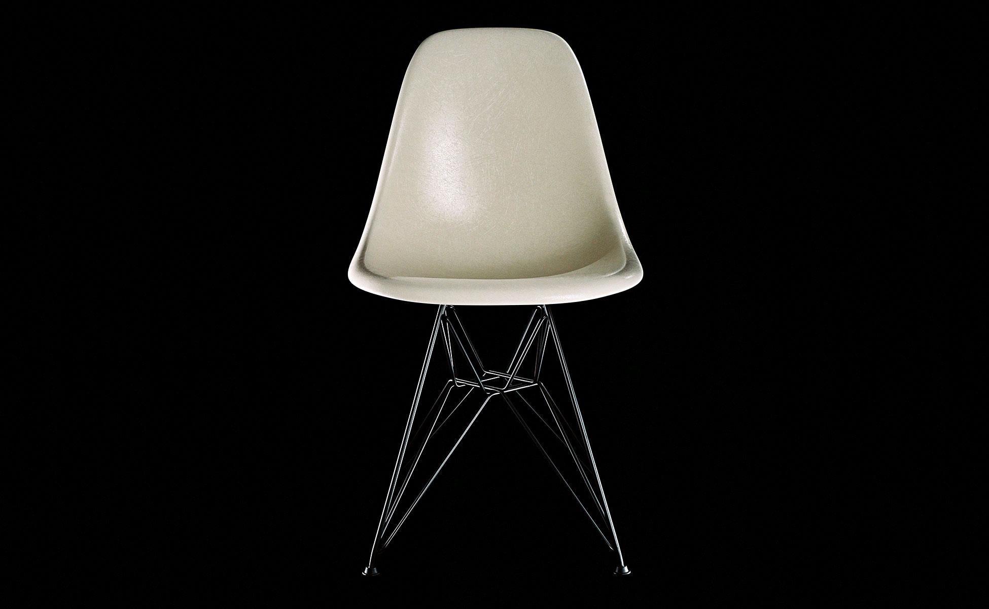 vitra eames fiberglass chair berlin steidten+ parchment