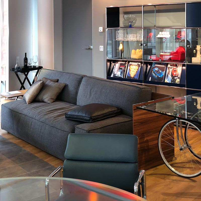 cassina myworld sale in berlin bei steidten+