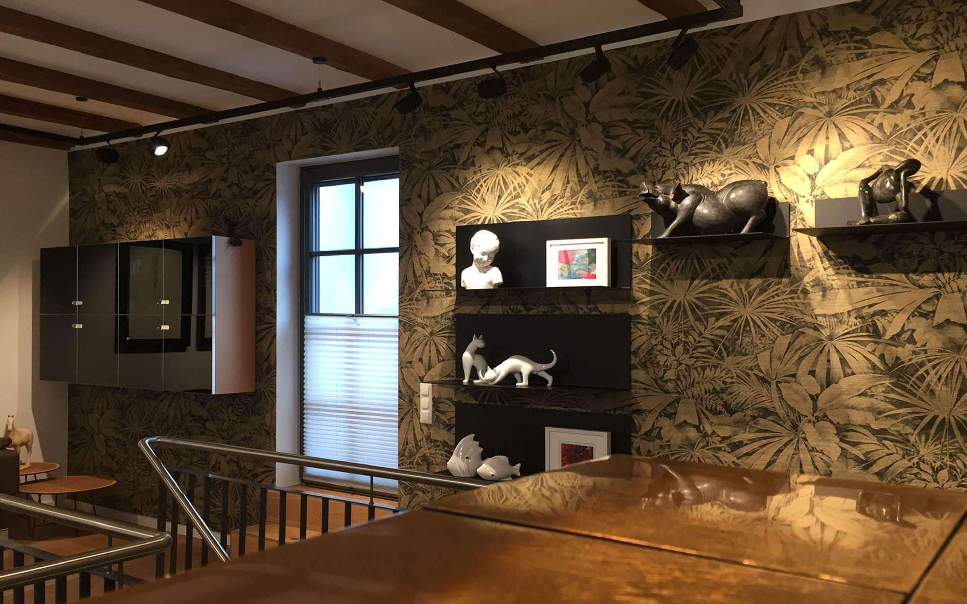 Innenarchitektur + Einrichtung Interluebke Cube Change Sideboard bei steidten+ Berlin