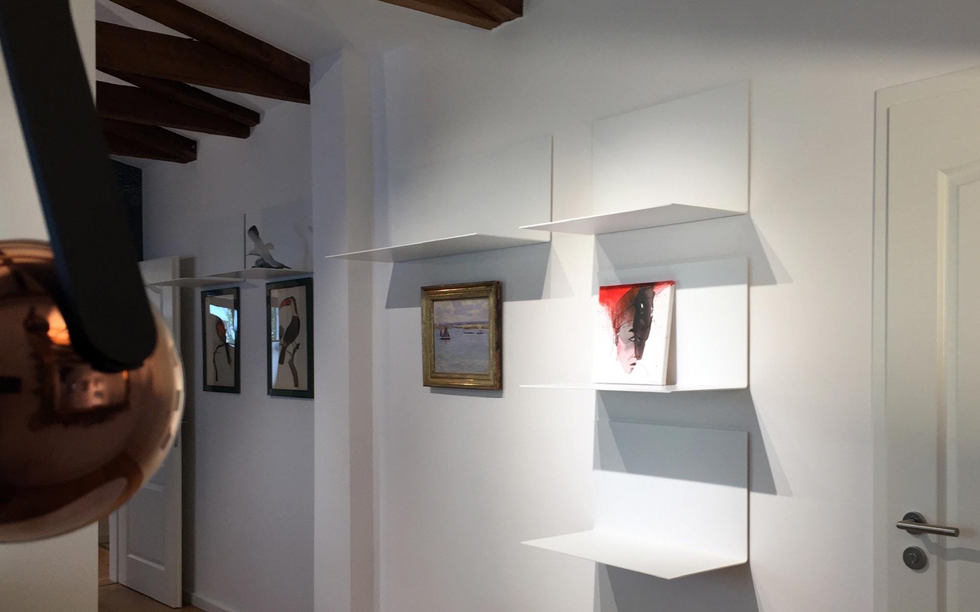 Occhio io Leuchten + Frost Regal - Interiordesign steidten+ Berlin