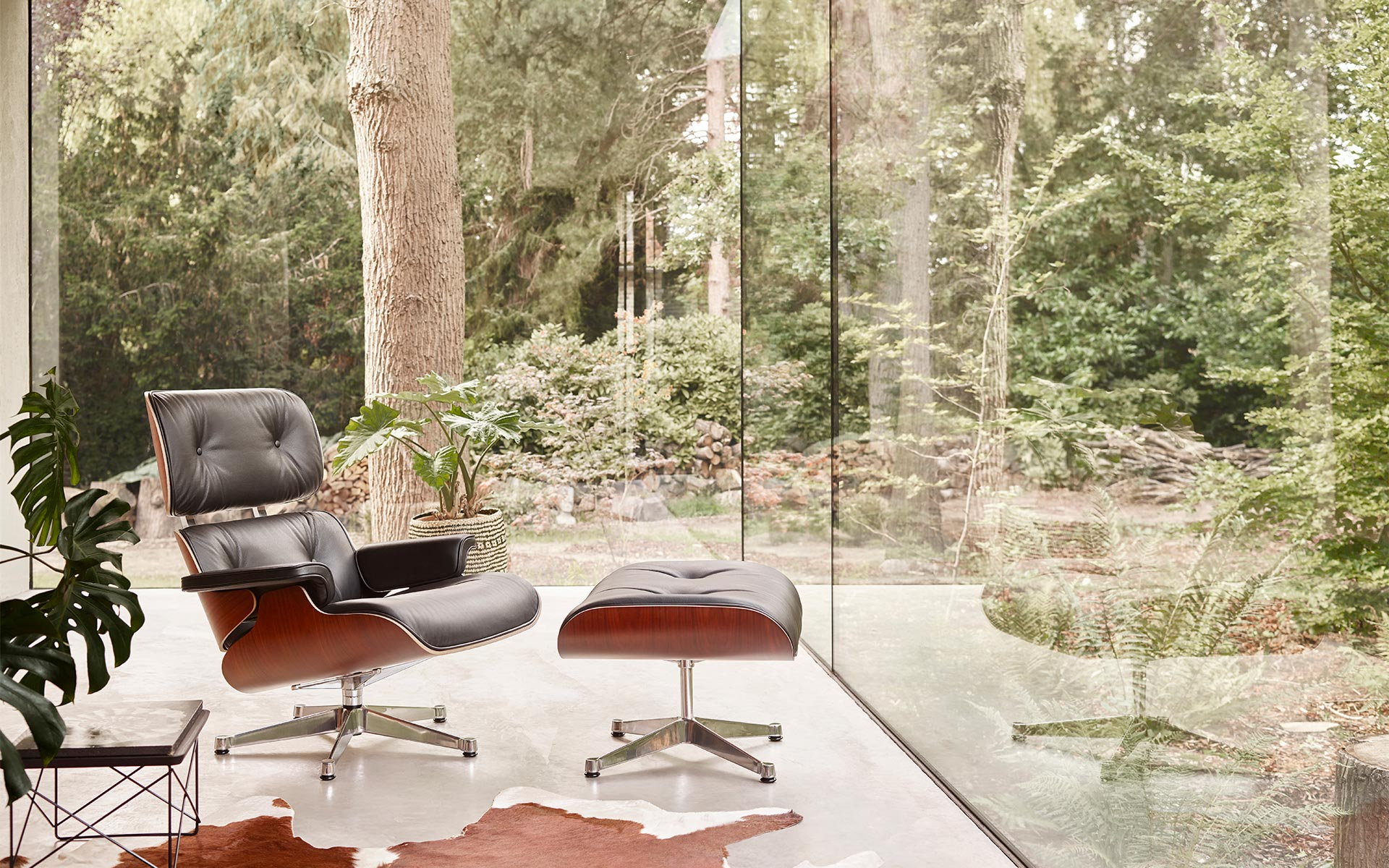 Vitra Eames Lounge Chair & Ottoman Angebot
