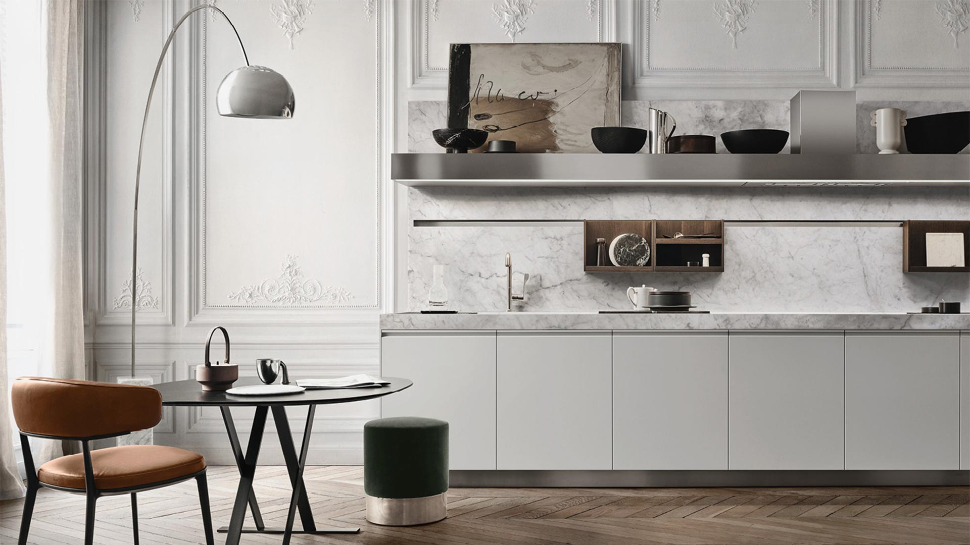 Arclinea Küche Beta in Berlin bei steidten+