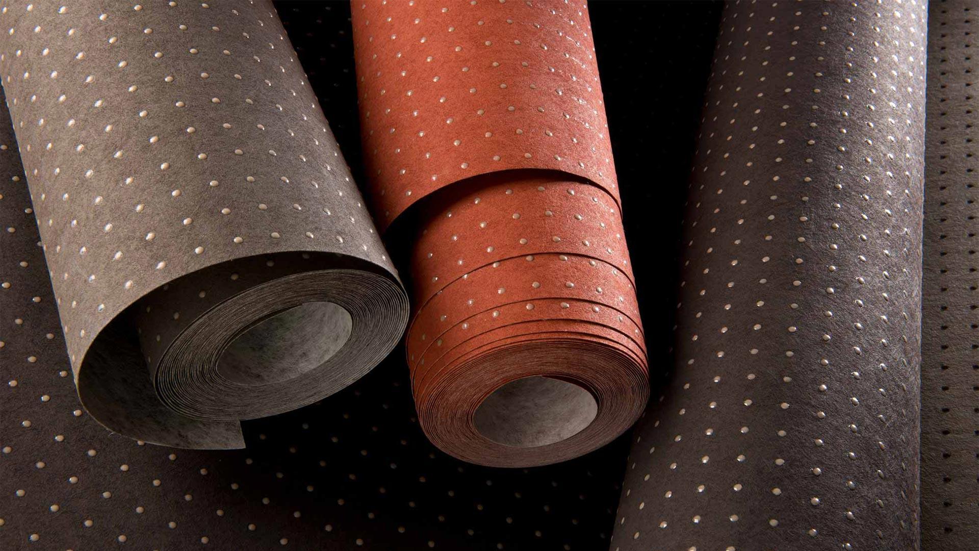 Arte International LeCorbusier Dots Wallcover