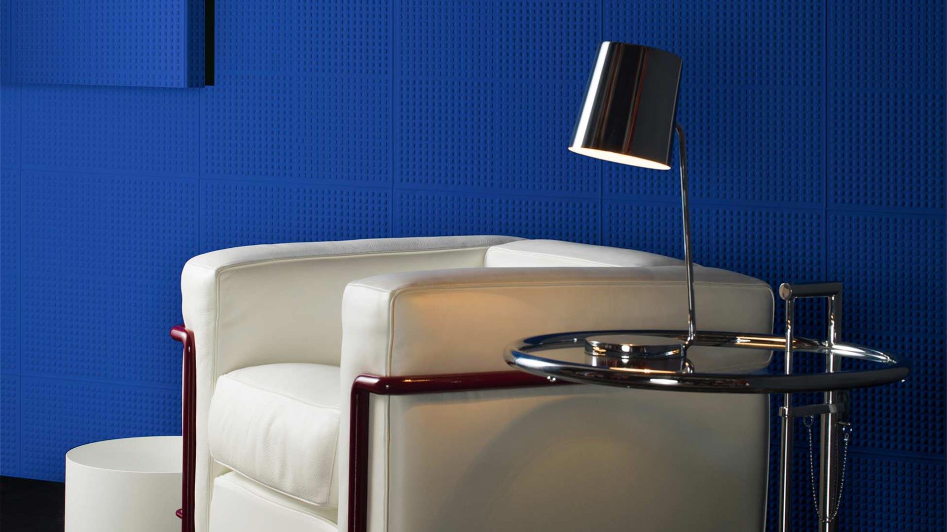 Arte International LeCorbusier Squaresn wallcover