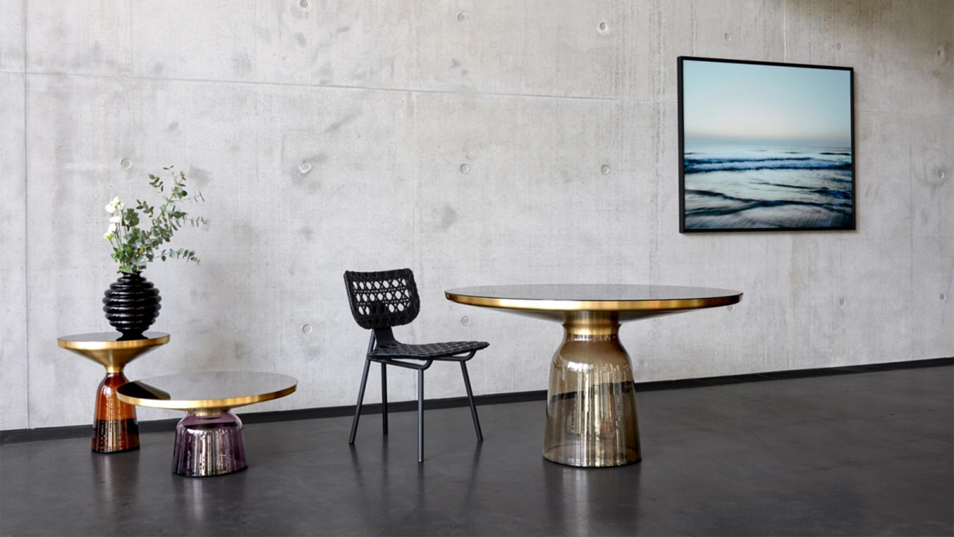 ClassiCon Bell Table in Berlin bei steidten+