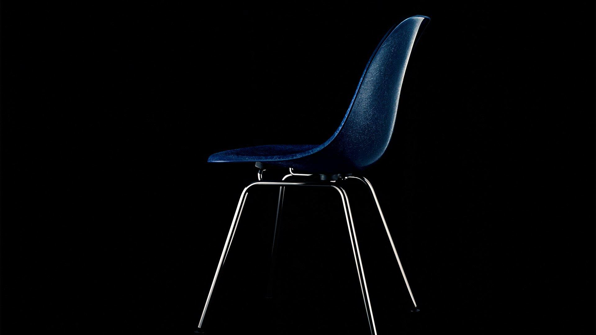 Vitra Eames Fiberglass Chair in Berlin bei steidten+ 11